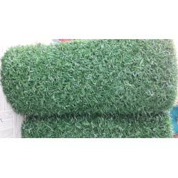 plastik   çim çit