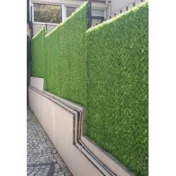 yapay çim duvar